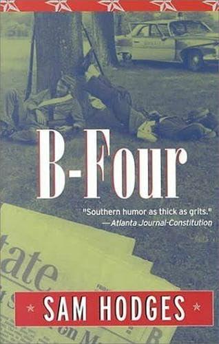 9780817310493: B-Four (Deep South Books)