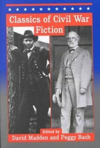 9780817310929: Classics of Civil War Fiction