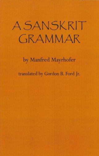 9780817312855: A Sanskrit Grammar