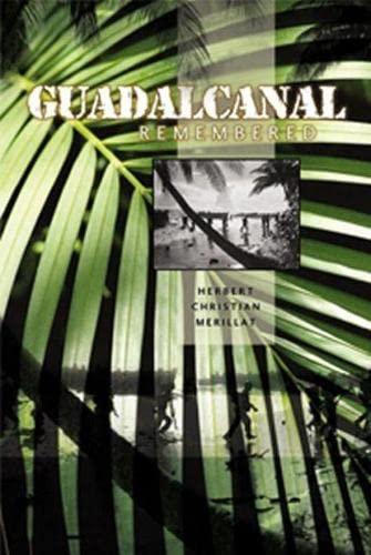 9780817312909: Guadalcanal Remembered