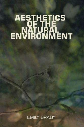 9780817313746: Aesthetics of the Natural Environment
