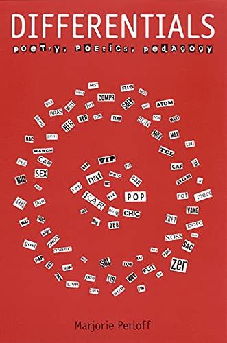 9780817314217: Differentials: Poetry, Poetics, Pedagogy (Modern & Contemporary Poetics)