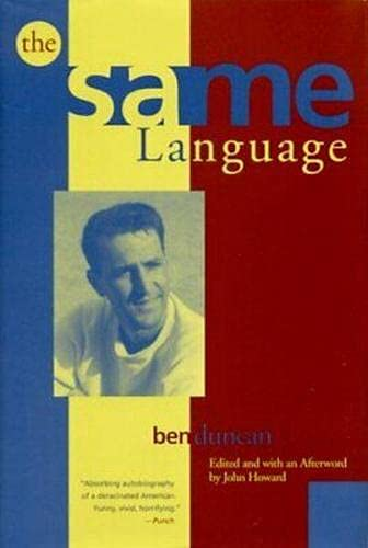 9780817314798: The Same Language