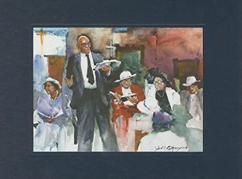 Judge Jackson and the Colored Sacred Harp: Joe Dan Boyd