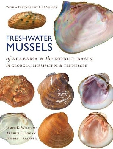 9780817316136: Freshwater Mussels of Alabama and the Mobile Basin in Georgia, Mississippi, and Tennessee