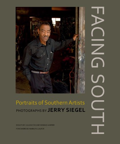 9780817317584: Facing South: Portraits of Southern Artists: Photographs by Jerry Siegel