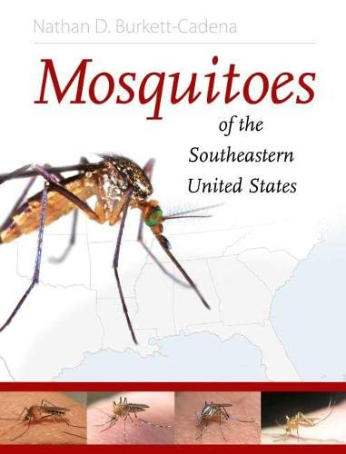 9780817317812: Mosquitoes of the Southeastern United States