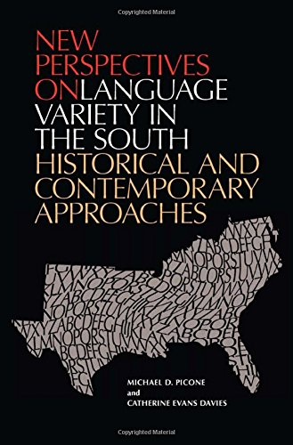 9780817318154: New Perspectives on Language Variety in the South: Historical and Contemporary Approaches