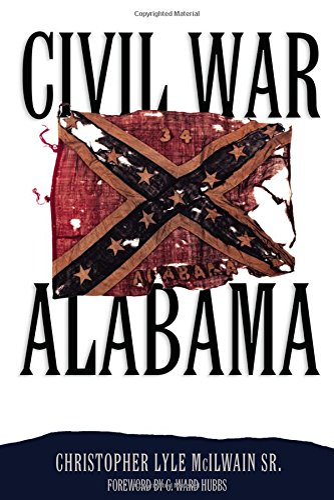 9780817318949: Civil War Alabama