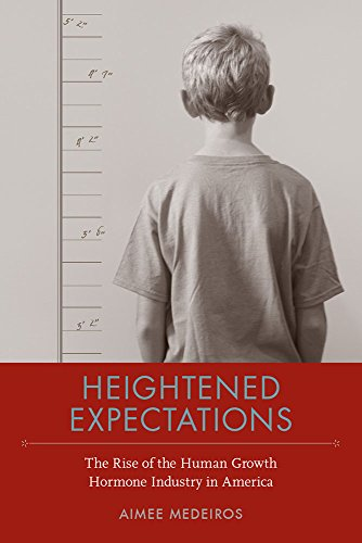 9780817319106: Heightened Expectations: The Rise of the Human Growth Hormone Industry in America (NEXUS)