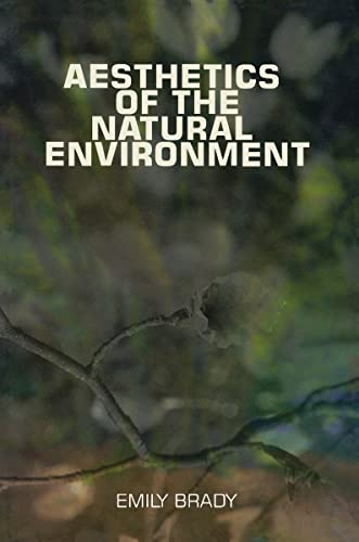 9780817350130: Aesthetics of the Natural Environment