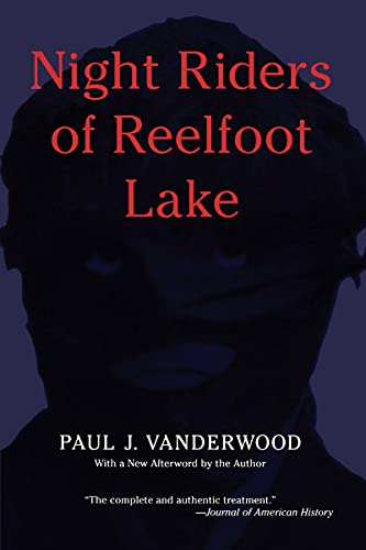 9780817350390: Night Riders of Reelfoot Lake (Alabama Fire Ant)