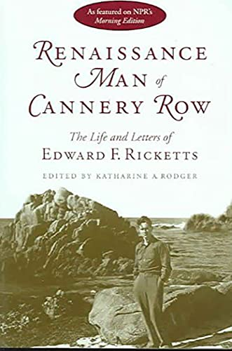 9780817350871: Renaissance Man of Cannery Row: The Life and Letters of Edward F. Ricketts (Alabama Fire Ant)
