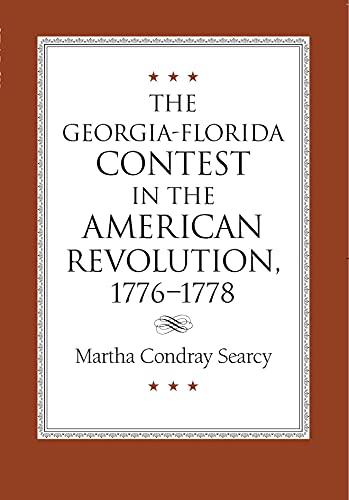 9780817350918: The Georgia Florida Contest