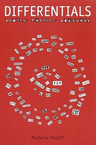 9780817351281: Differentials: Poetry, Poetics, Pedagogy (Modern & Contemporary Poetics)