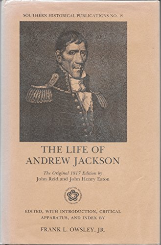 9780817351649: The life of Andrew Jackson (Southern historical publications)