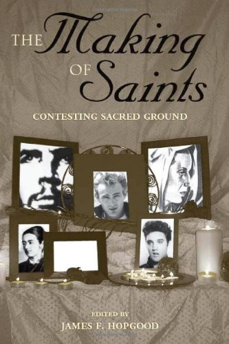 9780817351793: The Making of Saints: Contesting Sacred Ground