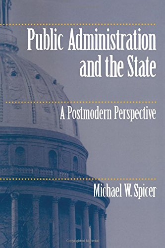 9780817352394: Public Administration and the State: A Postmodern Perspective