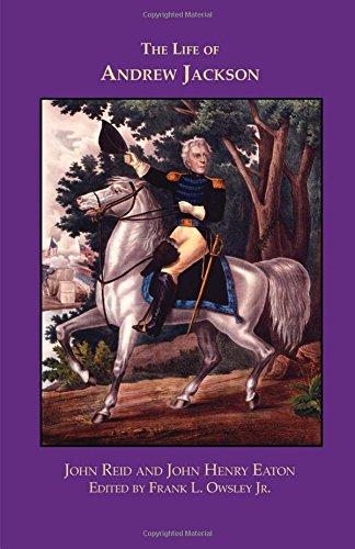 9780817353575: The Life of Andrew Jackson (Library Alabama Classics)