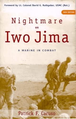 9780817354480: Nightmare on Iwo Jima: A Marine in Combat (Fire Ant Books)