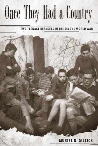 9780817356200: Once They Had a Country: Two Teenage Refugees in the Second World War