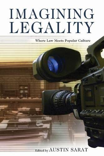 9780817356781: Imagining Legality: Where Law Meets Popular Culture