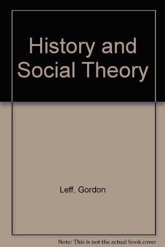 9780817366056: History and social theory