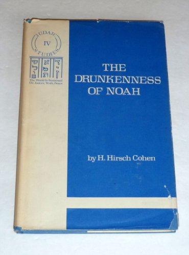 9780817367022: Drunkenness of Noah (Judaic studies)