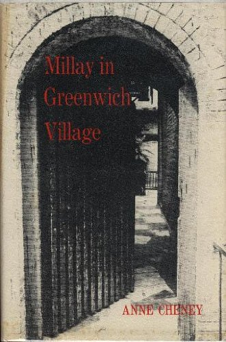 Millay in Greenwich Village