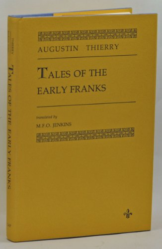 9780817385583: Tales of Early Franks: Episodes from Merovingian History