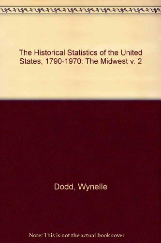 9780817397012: Historical Statistics of the United States, 1790 1970