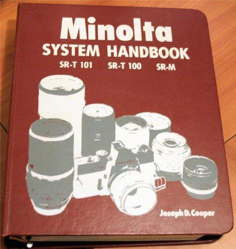 9780817404765: Minolta system handbook, SR-T 101, SR-T 100, SR-M