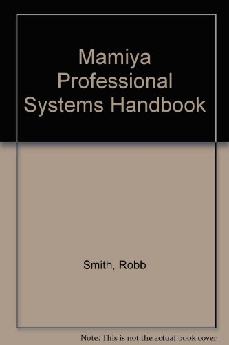 9780817405571: Mamiya Professional Systems Handbook