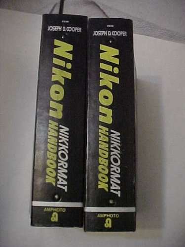 9780817405663: Nikon-Nikkormat Handbook