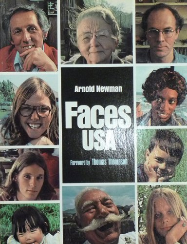 Faces USA (081742105X) by Newman, Arnold