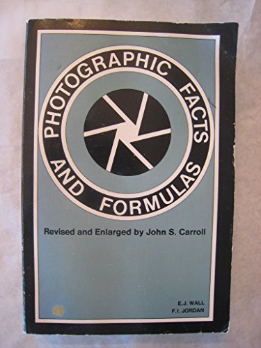 9780817421939: Photographic Facts and Formulas