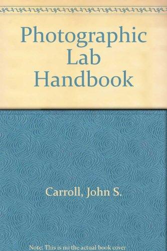 9780817424053: Photographic Lab Handbook