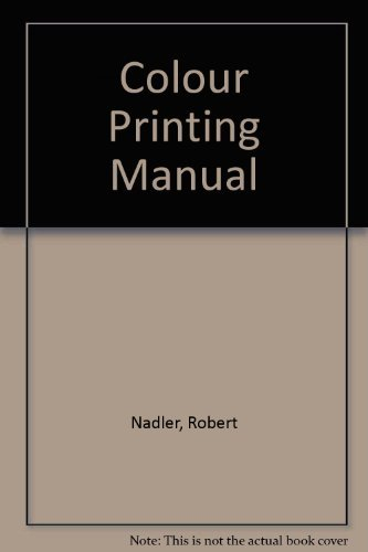9780817424350: Colour Printing Manual