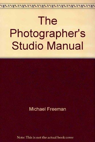 9780817454623: The Photographer's Studio Manual