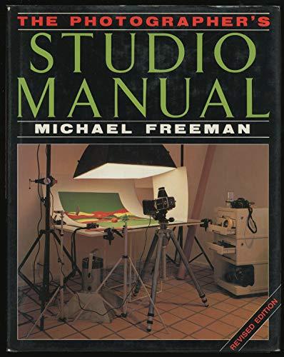 9780817454630: The Photographer's Studio Manual