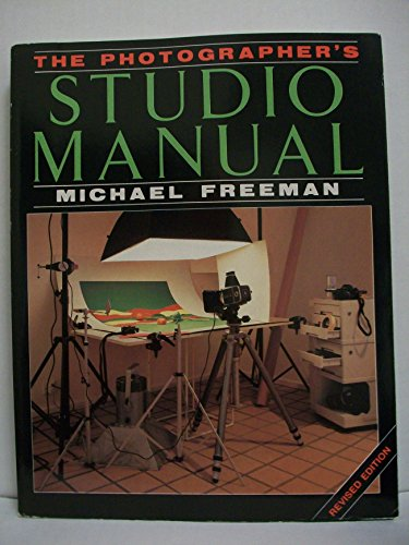 9780817454647: The Photographer's Studio Manual
