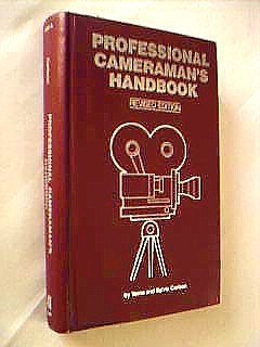 9780817455484: Professional Cameraman's Handbook, The