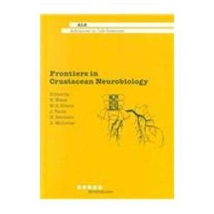 9780817623555: Frontiers in Crustacean Neurobiology (Advances in Life Sciences)