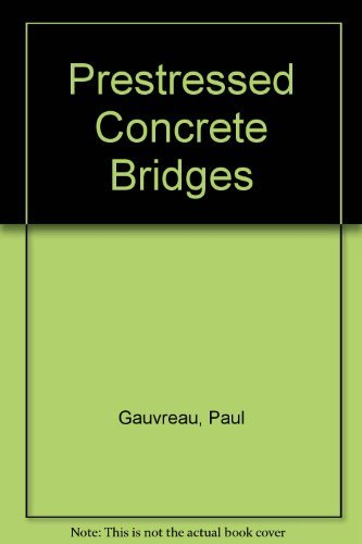 9780817624149: Prestressed Concrete Bridges