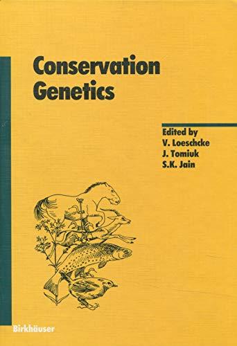 9780817629397: Conservation Genetics (EXS)