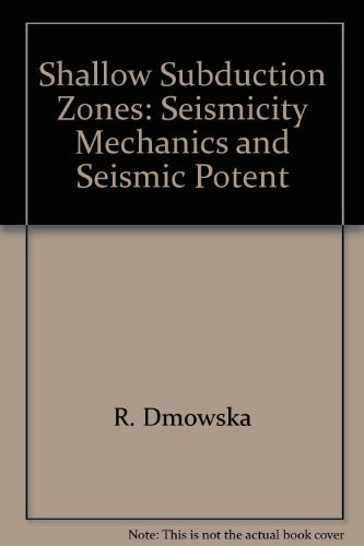 9780817629625: Shallow subduction zones: Seismicity, mechanics, and seismic potential