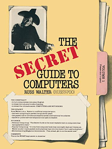 9780817631901: The Secret Guide to Computers