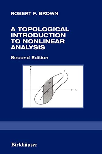9780817632588: A Topological Introduction to Nonlinear Analysis