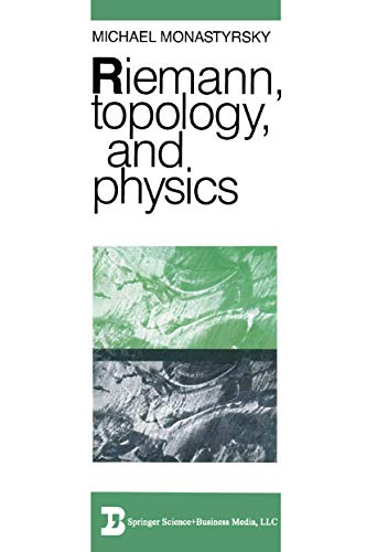 9780817632625: Riemann, Topology, and Physics