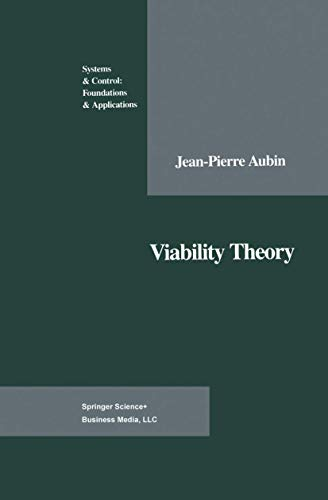 9780817635718: Viability Theory (Systems & Control: Foundations & Applications)